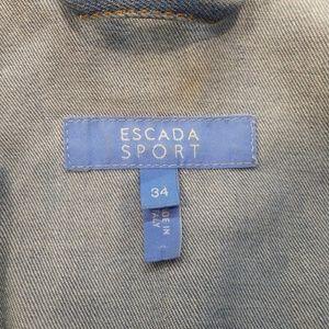 Escada Sport Jackets & Coats - ESCADA SPORT